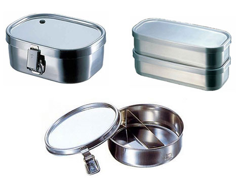bento boxes of the week stainless steel just bento. Black Bedroom Furniture Sets. Home Design Ideas