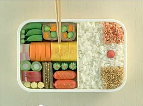 offbeat great bento related ikea tv ad just bento