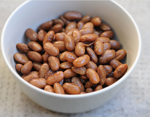 how to cook small white beans