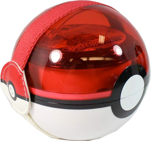 bento box spotlight a real pokeball bento box just bento. Black Bedroom Furniture Sets. Home Design Ideas