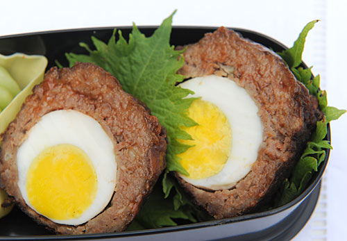 Recipes for scotch eggs